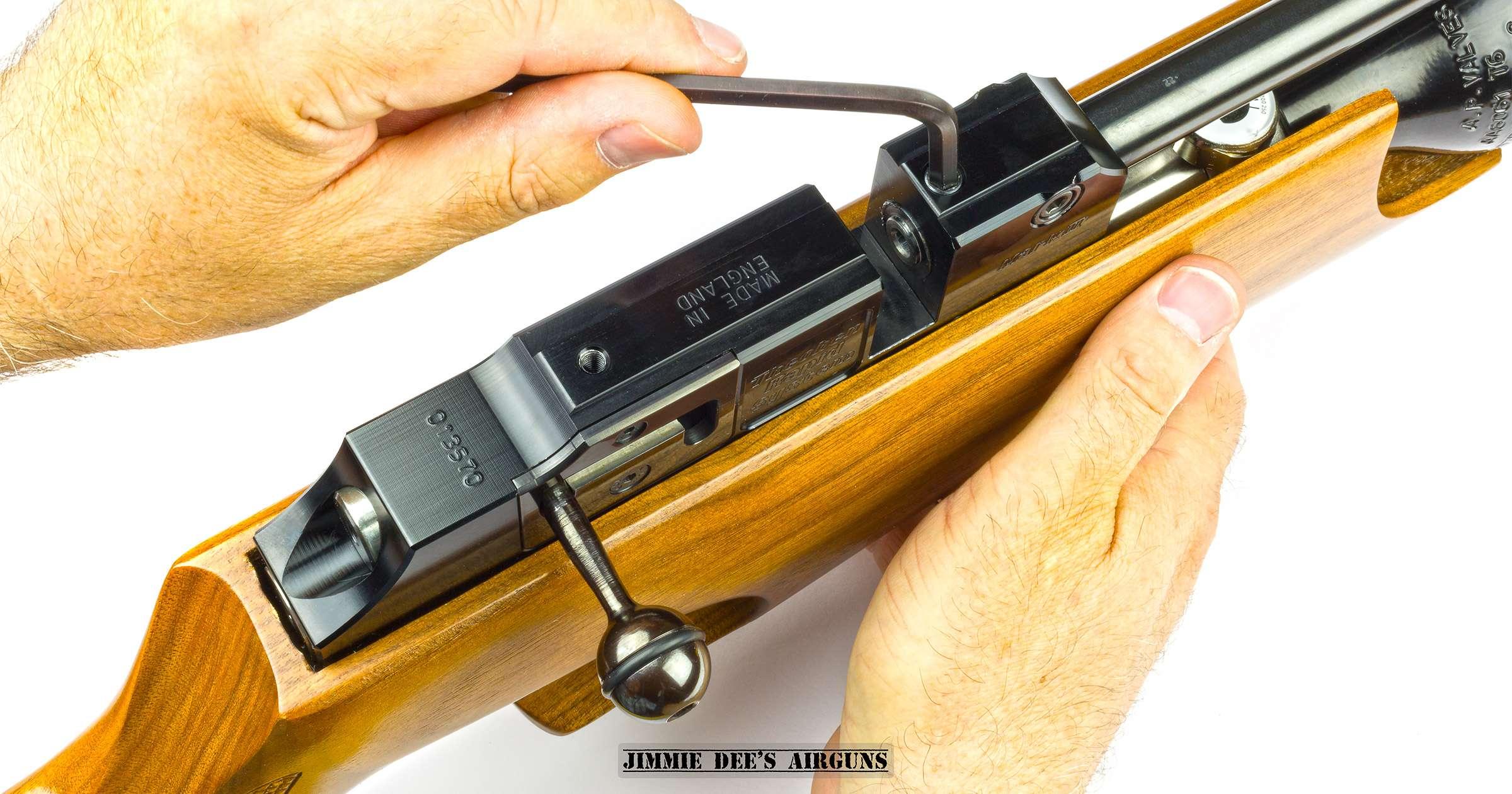 Theoben Rapid Mkii Service Guide  U2013 Jimmie Dee U0026 39 S Airguns